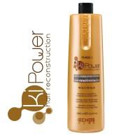 Shampoo Cheratinico 1000 ml - Ki-Power Hair Reconstruction - Echosline