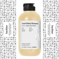 NEW BackBar - N.02 Nourishing Shampoo - Argan & Honey - 250 ml - Farmavita