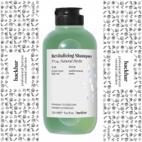 NEW BackBar - N.04 Revitalizing Shampoo - Naturl Herbs - 250 ml - Farmavita