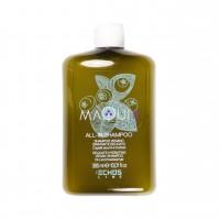 Maqui3 - All-In Shampoo Vegano Idratante Delicato - Capelli Secchi e Trattati - 385 ml - EchosLine