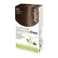 Perfect Ammonia Free - 5.0 Castano Chiaro - Crema Colorante per Capelli - HC