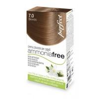Perfect Ammonia Free - 7.0 Biondo - Crema Colorante per Capelli - HC