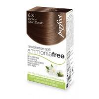 Perfect Ammonia Free - 6.3 Biondo Scuro Dorato - Crema Colorante per Capelli - HC