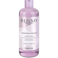 Blonde Miracle Shampoo - Shampoo Chelante Perfezionatore del Biondo - 1000 ml - NEW Inebrya Blondesse