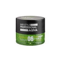 Hair Styling Gel 05 Ultra Strong & Wet - Gel Effetto Bagnato Ultra Strong - 200 ml - Agiva