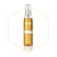 Yellow Curls Oil - Booster Anti-Crespo per Onde e Ricci - 125 ml - Yellow Alfaparf