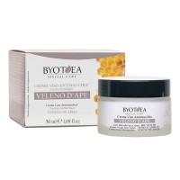 Crema Viso Antimacchia al Veleno D'Ape - 50 ml - Byothea Special Care