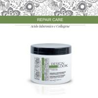 Maschera Ristrutturante Repair Care - 500 ml - Design Look