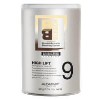 BB Bleach High Lift 9 Tones - Polvere Decolorante Bianca - 400 gr - AlfaParf Milano